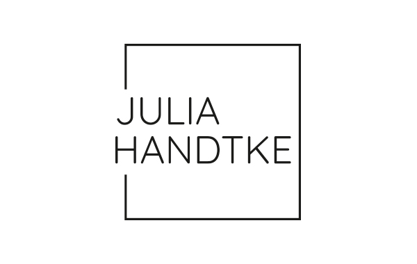 Logo Julia Handtke + komplettes Corporate Design