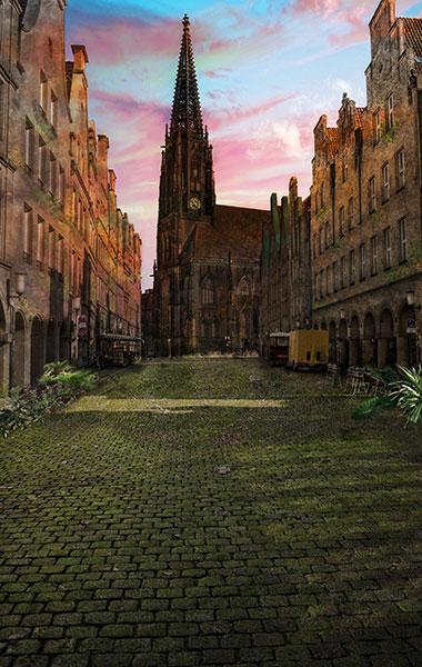 Münster nach der Menschheit